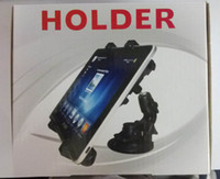 Wholesale Multi Direction Car Holder Stand Mount Kit for Tablet PC iPad iPad2 P1000 Ebook GPS PDA Mobile Phone