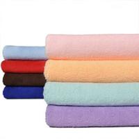 bamboo cotton sheets - 70 cm Large Microfiber Bath Sheet Beach Towel Microfibre Towels Absorbent Travel Dry Cloth