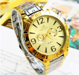 Luxury man wrist watch Modern Luxurious Quartz man Watches Unique Style Unisex Men Wrist Watch Steel Band Rose Gold Wrist Watches