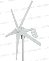 wind generator system - 2pcs w max Wind turbine generator V with wind controller for wind power system GX