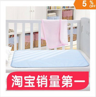 Wholesale 100 Bamboo fiber waterproof ultralarge mat baby urine mattress plus size geheyan mat towel diaper pad cm