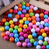 Wholesale DIY Colorful Loose Beaded Acrylic Jewelry Beads Charm Beads Fashion mm mm mm Cheap Jewelry Multi Colors Accessories