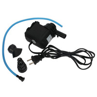 Wholesale KL V Family Fish Tank Air Pump with Plug Wire