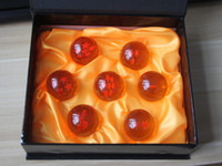 3. 5CM New In Box DragonBall 7 Stars Crystal Ball Set of 7 pc...