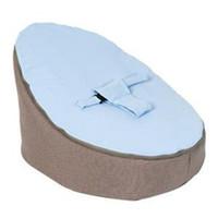 Wholesale Comfortable Baby Beanbag Seat safe Sofa Doomoo children soft bed