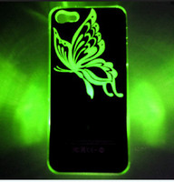 Sense Flash color changing LED light case Dragon Case Cover ...