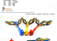 Wholesale LED flashing Birds toy Glow in dark toys gift toys Christmas toys Flashing rocket