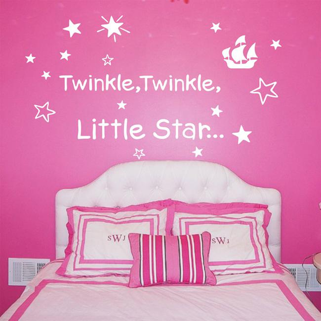 Baby Wall Decor Quotes : Kids room wall quotes vinyl stickers cm nursery