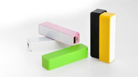 Wholesale Power Bank mah Portable USB Charger Backup External Battery for iPhone Galaxy s3 s4 mobile Phone Universal HK
