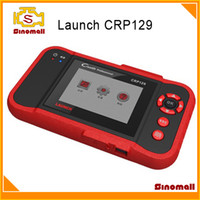 Wholesale 100 Original Launch CRP129 CRP Creader Professional CRP code reader OBDII EOBD for engine transmission SRS and ABS