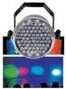 60pcs*10mm LEDs RGB color mixing Dimmable Light LED color strobe light,free shipping