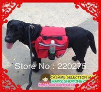 Wholesale high quality Dog carrier Pet chest bag the Dog Backpack back pack of pets dog harness large dog glove