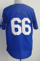 Wholesale New Baseball Jerseys Blue Color Jersey Size Mix Order Stitched