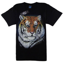 Wholesale 2013 fashion mens T shirt D short sleeved cotton T shirt punk personality t shirt a variety of three dimensional pattern