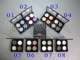 Wholesale Hot Eyeshadows Colors Eye Shadow Palette in box FREE GIFT