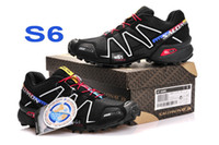 Wholesale NEW Models Salomon Speedcross Running Shoes Men s France Walking Track Shoes Casual Sport M amp S Contagrip XT D wings ultra stock