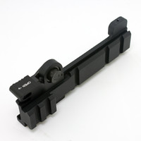 Wholesale LaRue Tactical EOTech QD Mount EX023 Metal Larue Holosight QD Mount for Airsoft with mm rail Black Hot Sale