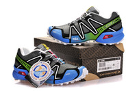 Wholesale CPA Colors NEW Salomon Speedcross Running Shoes Men s France Walking Track Shoes Casual Sport M amp S Contagrip