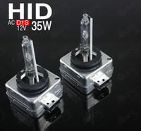 al por mayor d1c d1s-BRAND ocultado NUEVO 35W HID Xenon D1C D1S sustitución de la lámpara de actualización de la bombilla 3000K - 15000K