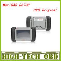 Wholesale Autel MaxiDas DS708 Automotive Diagnostic Analysis System OBD EOBD Scanner For EU US Aisian Vehicles