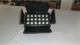 Wholesale Iron material shell W RGBW color mixing in DMX512 Channels LED wall washer Stage Effect Light