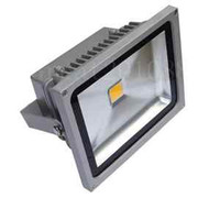 Wholesale 10W Warm White Floodlight Waterproof Garden Outdoor LED Spotlight IP67 V good quality DHL free