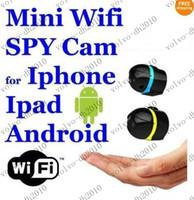 Wholesale XYA61 AI Ball Mini Wifi Spy Cam IP Wireless Surveillance Camera Without Stand
