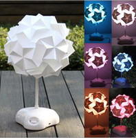 Wholesale Akari Origami LED by Gakken Otona No Kagaku Science Kit good quality factory price TV117 DHL free