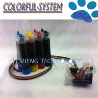 Wholesale CISS bulk ink system for EPSON Stylus TX135 TX123 TX125 TX133 TX135 T25
