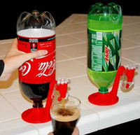 Plastic ECO Friendly  2013 Party Fizz Saver Soda Dispenser Drinking Dispense Gadget Use w 2 Liter Bottle ruytry Beverage bottle Inversion Water dispenser