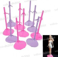 Wholesale hot selling Doll Stand Mannequin Model Display Holder For Barbie Dolls Toy LLY07