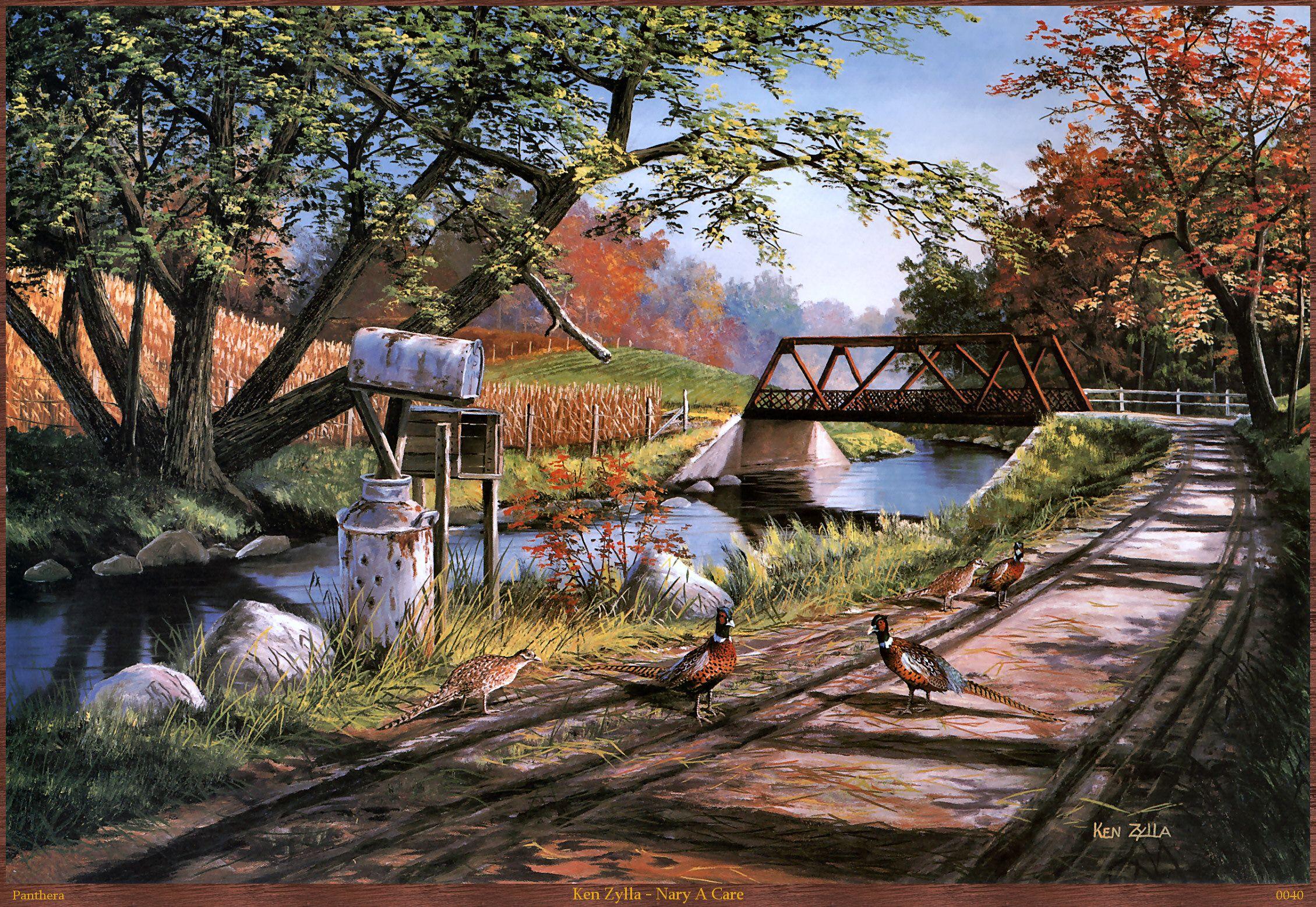 Oil Painting Ken