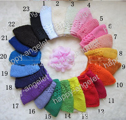 Wholesale baby hat knitting infant hat cotton baby caps high quality kufi hat Kufi baby hat