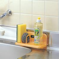 Wholesale Storage rack sponge wash cloth glove shelf kitchen utensils