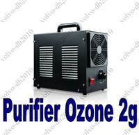 Wholesale XYA62 Portable TOP KTB G Ozone Gnerator Air Purifier Home Application Sterilizer