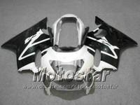 Wholesale 7 Gifts fairings bodywork for HONDA kit CBR CBR600 F4 CBR600F4 custom white black aftermarket fairing jj63