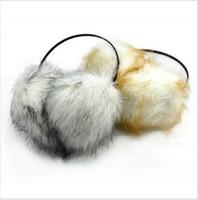 Wholesale New winter Pick New colorful Earmuffs Earwarmers Ear Muffs Earlap Warm Headband Winter