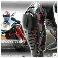 Wholesale Motocycle Armors Knee and elbow protector gear off road motorcycle thermal protection motorcycles kneepad red black