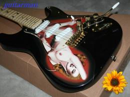 Wholesale Newest Custom shop TELE Electric Guitar beautiful classical guitar HOT guitars