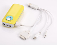 Wholesale External Battery mAh Emergency Power Bank Charger for Phone S Various Mobile