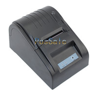 Wholesale 2 mm black usb port mini thermal receipt printer pos printer PRP Paper width mm Compatible ESC POS Command