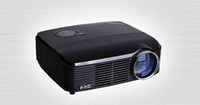 Wholesale 2000 lumens led portable projector for home theater movie