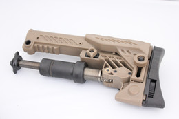 Drss Command CAA SRS Stock Rifle Length for AR15 With A Style Buttpad