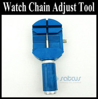 Wholesale Watch Chain Adjust Tool Band Strap Link Pin Remover Adjuster Repair Tools