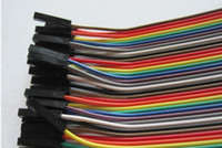 40 root jumper cables - cm male to female Dupont cable Dupont Wire Color Jumper Cable Fr Arduino