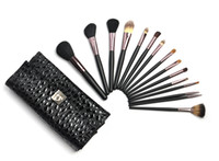 Wholesale High Quality Makeup Brushes Foundation Makeup Brush Set Cosmetic Makeup Brushes Kit With Bag H1116A