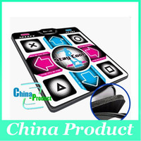 Wholesale Dance Mat USB Dancing PAD Non Slip Step Revolution Pads blanket to PC with Dance mat Drop Shipping