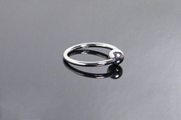 Wholesale Male Penis Delay Ring Two Size Choose Stainless Steel Adult Sex Toy For Couples Glans Jewelry Cockrings