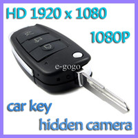 Wholesale 1080P Car keychain car key dv for aodi Night Vision spy Camera DVR Camcorder Photo Video HD x1280 HD spy camera dvr CCD S820