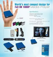 Wholesale MANYTEL Mini Media Player Mini P HDMI SD USB HD Media Player MKV RM RMVB